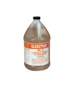 KlenzTone #3 Terrazzo, Marble & Travertine Floors