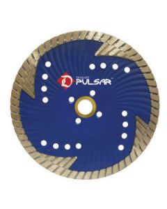 Pulsar Wave Side Segment Turbo Blades