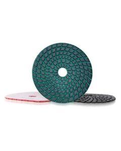 4 Inch Pulsar Resin Polishing Discs