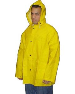 Yellow Water Proof Jackets