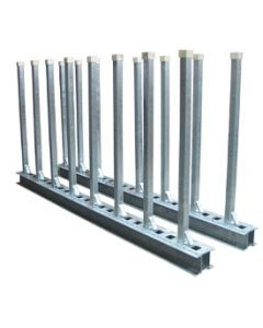 Slab Rack: Weha Hippo HD Bundle Rack