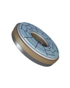 6 Inch Adria Straight Wheels for DEKTON