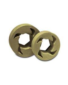 "5 Inch Adria Magnesite ""Star Type"" Wheels"