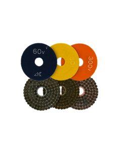 Alpha Ceramica Vitrified Pads