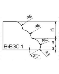 B+B30-1 closed