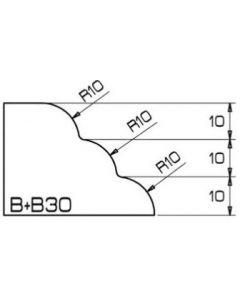 B+B30
