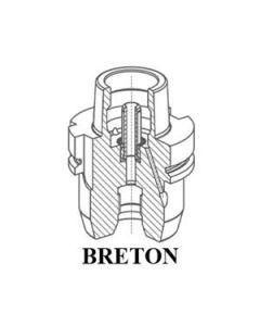 Breton CNC Cones