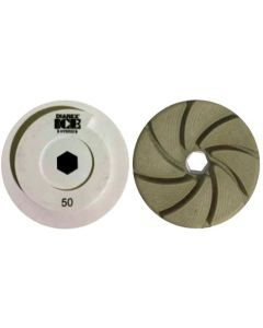 DIAREX ICE COMBO WHEELS 50 HYBRID 150MM SNAIL