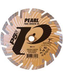 """PEARL DIA07SDGS 7""""X DIA, 5/8"""" SUPER PREMIUM"""