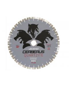 Legend Cerberus Quartzite Blade
