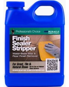 Miracle Sealants Finish Sealer Stripper