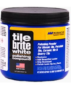 Miracle SealantsTile Brite, White