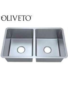 OLIVETO SS, 18 GA SINK R22 RADIUS, 50/50