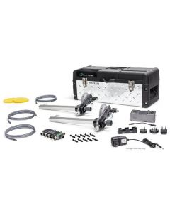 "MITER-IT AUTO, ELECTRIC 2 CLAMP SET WITH CASE, 5"" CUPS"