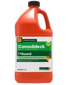 Prosoco's Consolideck LSGuard