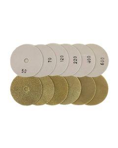 "7"" Pulsar Diamond Honing Discs"