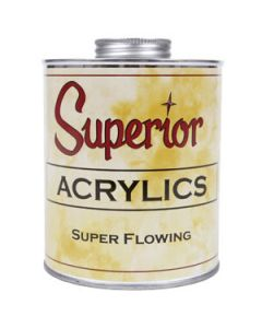 Superior Acrylic Super Flowing