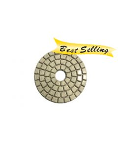 Weha Wet White Buff Polishing Pads