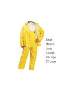 Regent Yellow 3 Piece Rainsuit